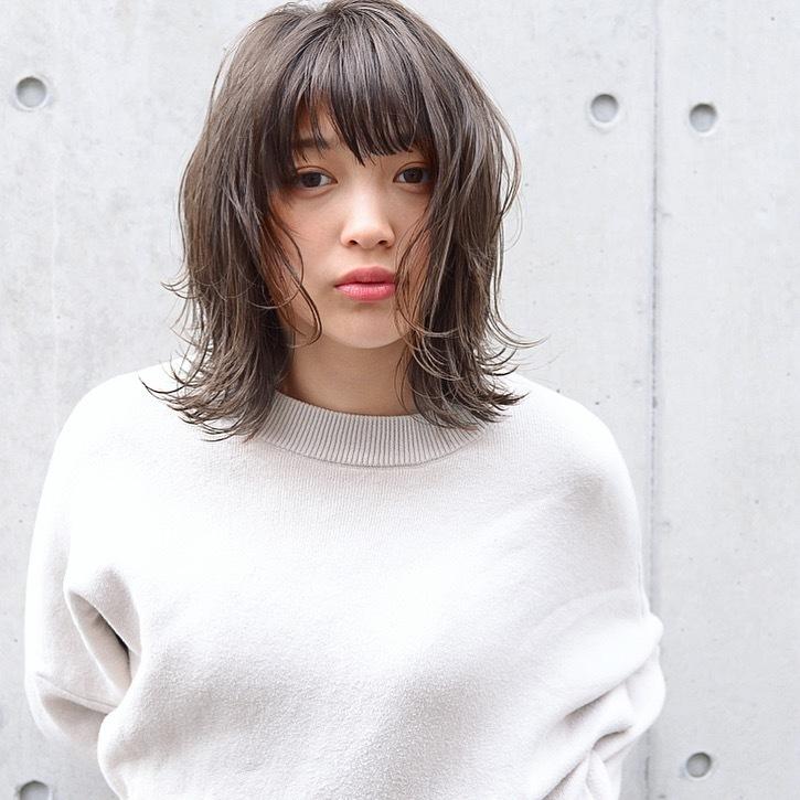 【顔型&前髪別】《レイヤーボブ》のヘアカタログ・アレンジを紹介!