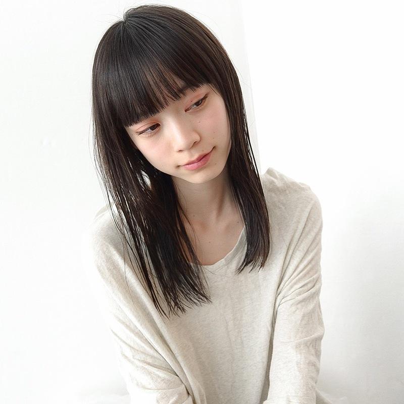 黒髪女子に捧ぐ!やっぱりかわいい♡前髪ぱっつんのヘアスタイル講座