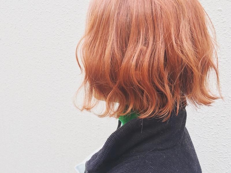 《2019》今年取り入れたい!オレンジ系髪色18選♡