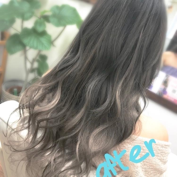 2019♡ホワイトアッシュヘアカラー!ブリーチなしでも旬な髪色に