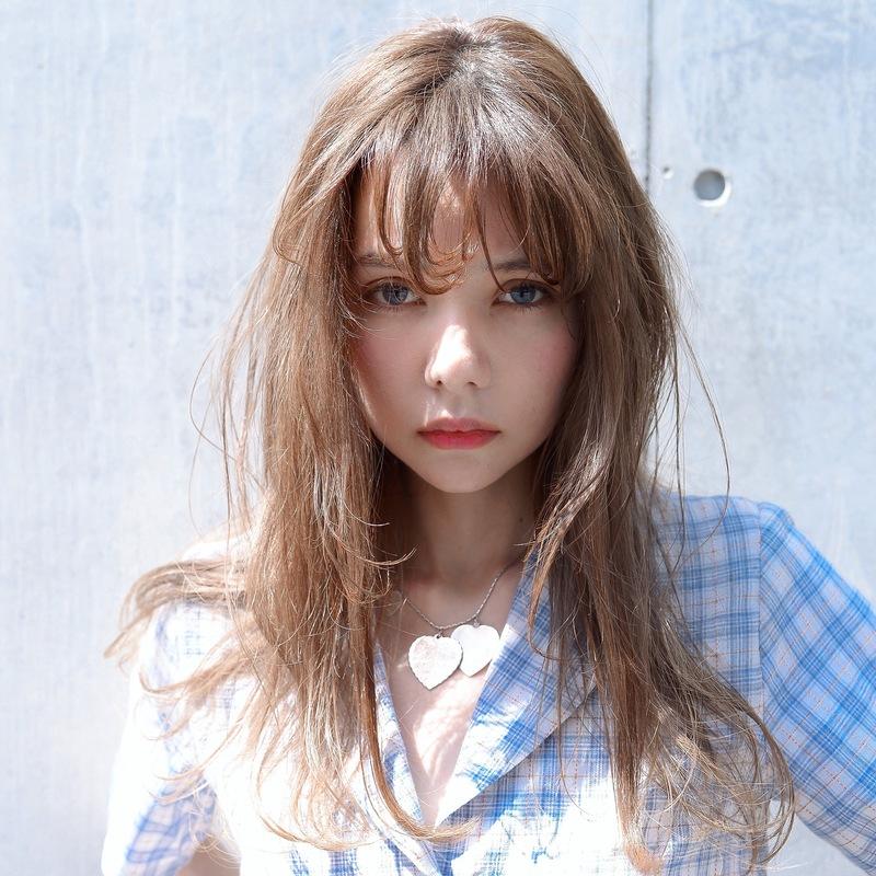"""今話題の""""フリンジバング""""が気になる♡ゆらゆら揺れる前髪に注目!"""