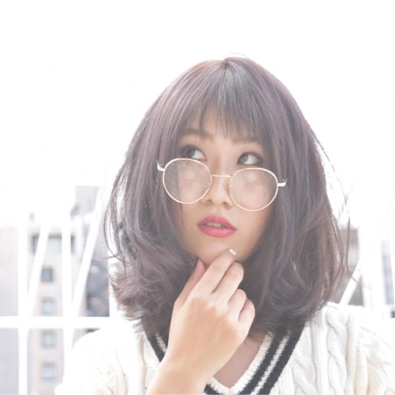 【レンズ&タイプ別】本当に自分に似合うメガネメイクはコレだ♡