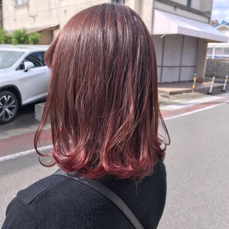 """【新定番】""""イルミナカラー×トワイライト""""で自分だけの髪色を♡"""