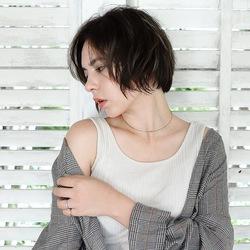 萩原 翔志也/Hagiwara Toshiyaさんの前髪・ショート・アッシュに関するスナップフォト(ID:451596)