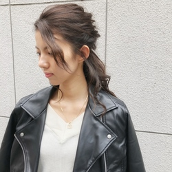 earth_shingoさんのセミロング・ナチュラル・流し前髪に関するスナップフォト(ID:451660)
