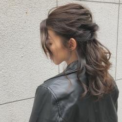 earth_shingoさんのナチュラル・流し前髪・アップヘアに関するスナップフォト(ID:451662)