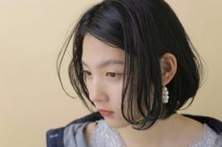 Masatoshi Yamanouchiさんのガーリー・ナチュラル・ボブに関するスナップフォト(ID:466201)