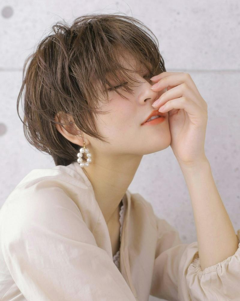 【可愛いショートヘアまとめ】男ウケ抜群×好印象が叶う髪型を大特集