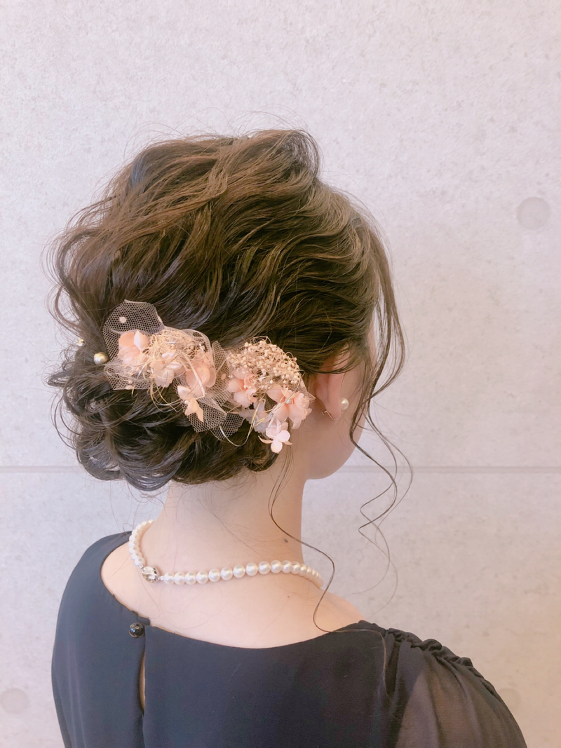 《結婚式》ロングヘアさんの簡単ヘアアレンジを攻略しよう♡