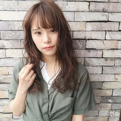 earth_shingoさんのセミロング・ナチュラル・流し前髪に関するスナップフォト(ID:478339)