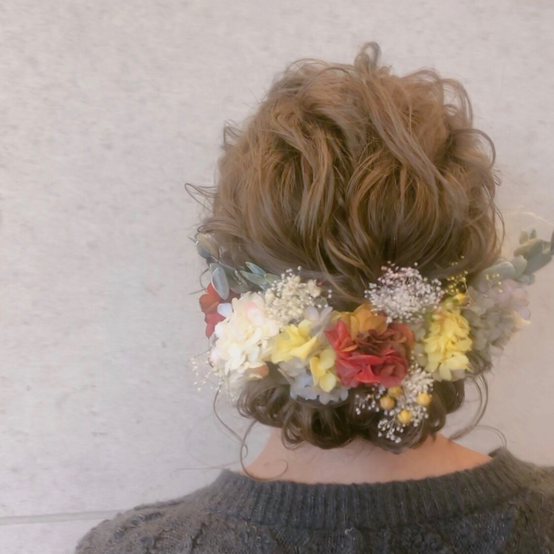 【同窓会・成人式】ボブさん必見♡かわいい髪型で視線を独り占め