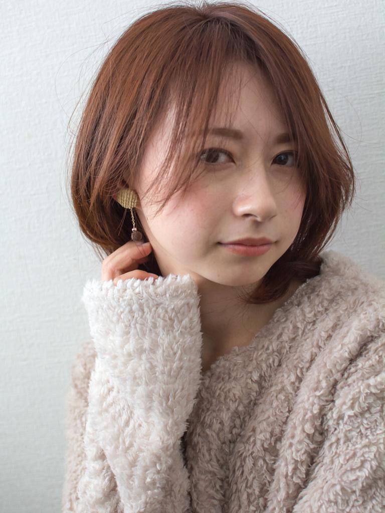 札幌 noine(ノイン) スタイリスト斉藤です。 ツヤのあるオレンジレッドのカラーになります。 冬にオススメの毛先重めスタイル。 N.ナチュラルバーム&N.シーオイル仕上げ。 今回も「ピアス」「ファートップス」「スカート」は、僕が作りました。 「ピアス」サロンで販売しています。 #ブラウン #ナチュラル #カジュアル #ストリート #オフィス #卵型#noine#札幌#大通#スタイリスト斉藤#ピアス# #ボブヘア#ボア#ファッション#撮影#オフィス#オフ#カワイイ#ツヤアッシュ#ベージュ#オレンジ#レッド#N.ナチュラルバーム#N.シーオイル #ミディアムヘア#ファー#ファッション #うざバング
