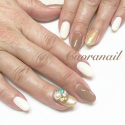 cuoranail_yumiさんのバレンタインネイル・シンプルネイル・ネイルデザインに関するスナップフォト(ID:489471)