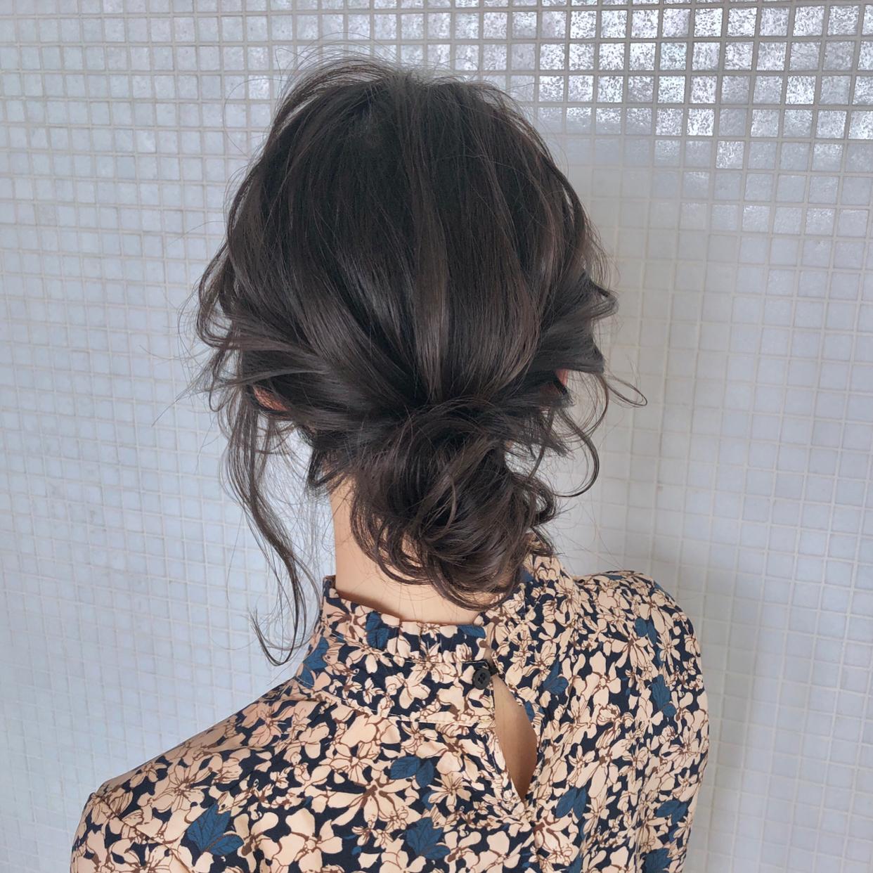 kawamura_takashi_cam ネジネジお団子ヘア ヘアアレンジ&ヘアセット 河村タカシ #hairarrangecam #hairarrange #hairset #hair #ヘアアレンジ #へアセット #ヘア #関西 #大阪 #心斎橋 #hairdresser #美容師 #サロンモデル募集 #サロモ #おくれ毛 #簡単ヘアアレンジ