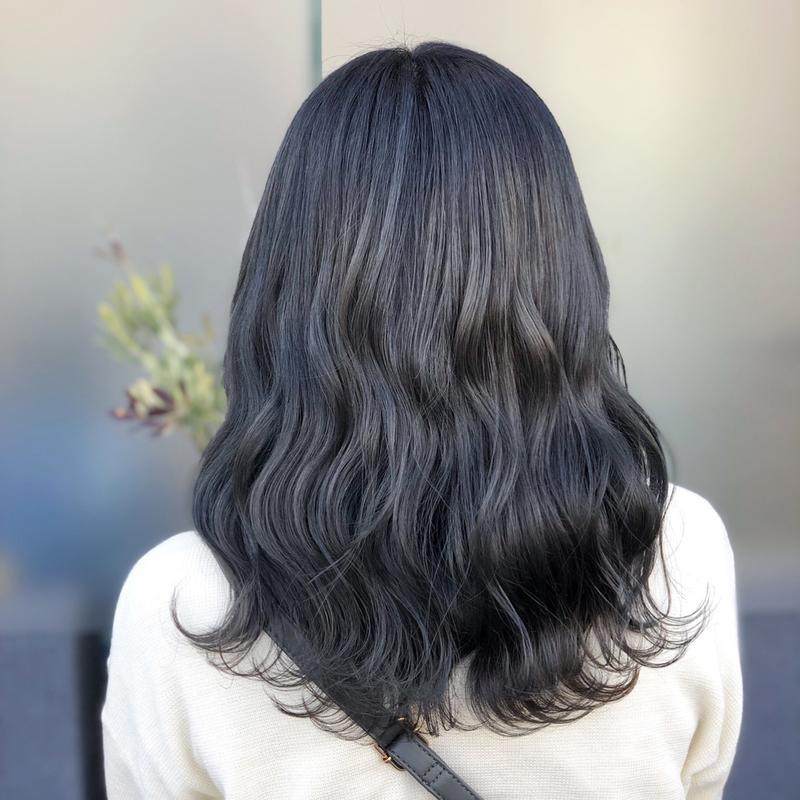 2020年は マットグリーン のヘアカラーで髪色美人を目指そう