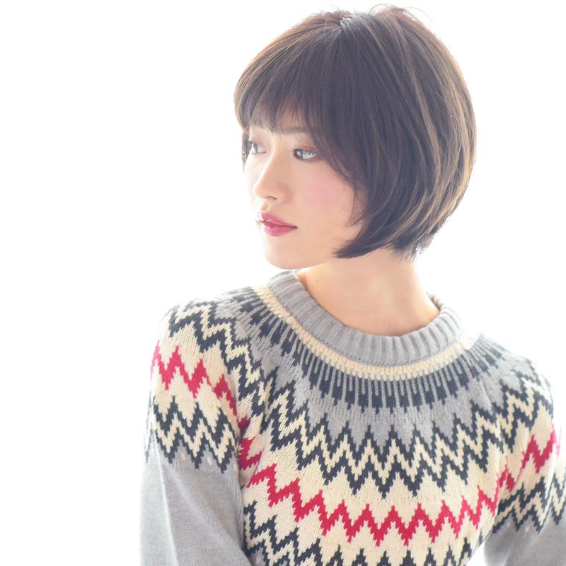 セットが簡単が魅力【レングス別】ワンカールパーマのヘアカタログ