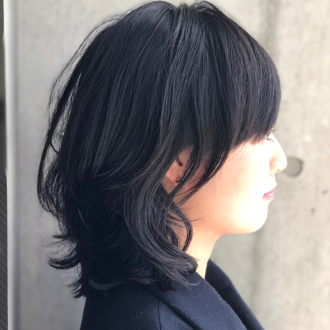 デジタルパーマでお手入れ簡単なくびれミディアムスタイルに #imaii #ショートカット #ヘアスタイル #ヘアカタログ #ヘアセット #ヘアアレンジ #カット #ヘアカット #ヘアカラー #カラー #髪型 #モデル #サロンモデル #サロモ #hair #model #hairstyle #haircolor #bob #longhair #shorthair #zara #forever21 #hm #gu #uniqlo #パーマ #デジタルパーマ #ウルフ