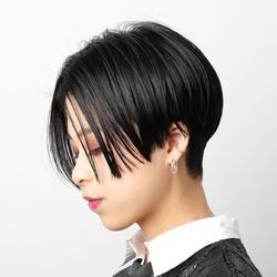 toshiyaatoさんのヘアカタログ・黒髪・センターパートに関するスナップフォト(ID:500330)