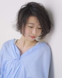 Masatoshi Yamanouchiさんのガーリー・ナチュラル・ボブに関するスナップフォト(ID:511813)