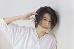 Masatoshi Yamanouchiさんのガーリー・ナチュラル・ボブに関するスナップフォト(ID:512690)