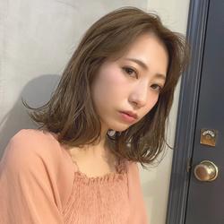carlm 上川美幸さんのガーリー・ナチュラル・ボブに関するスナップフォト(ID:512695)