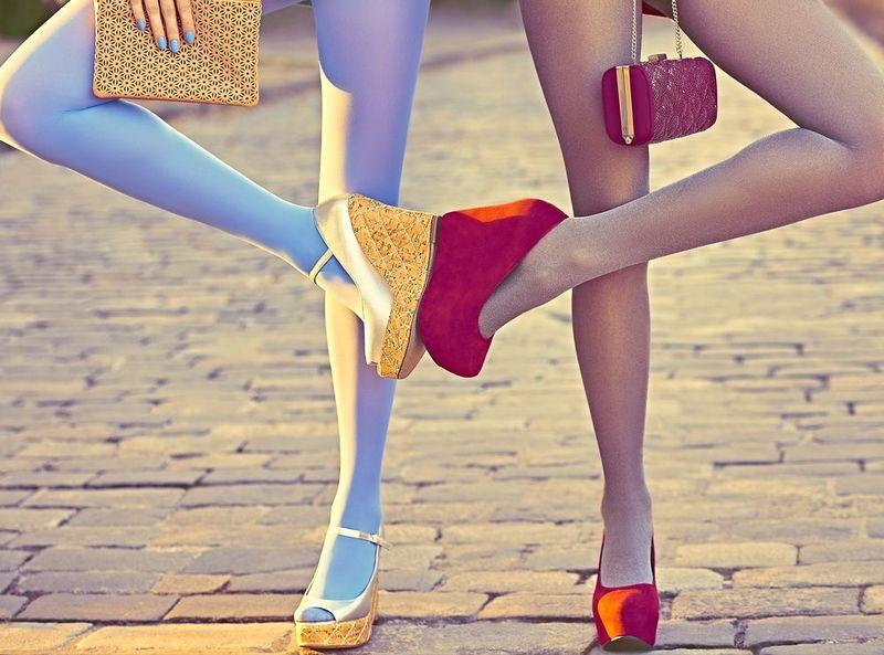 【女子必見】脚を綺麗に見せてくれる♡ストッキングの人気色まとめ