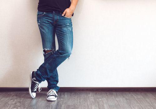 大人の着こなしを極める!ヴィンテージデニムのメンズコーデ11選の16枚目の画像