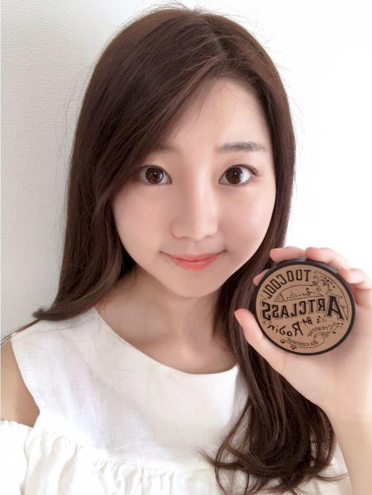 韓国女子の定番小顔アイテム!too coolの三段シェーディングの2枚目の画像
