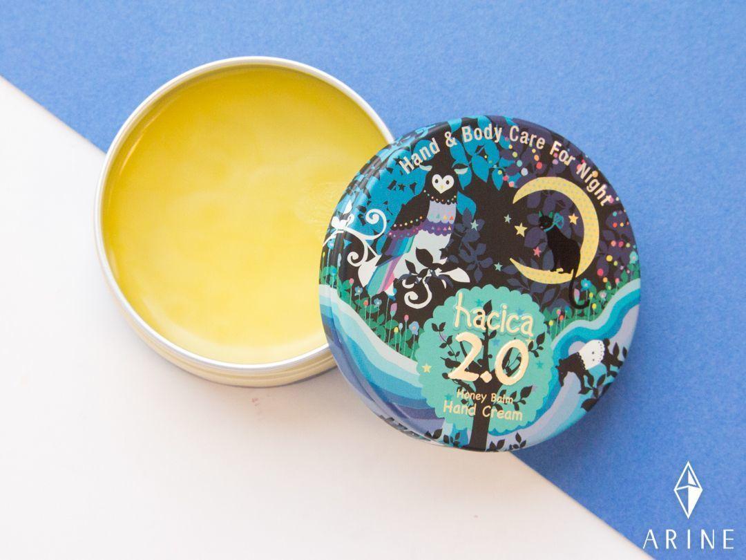 【9/1発売】保湿力高め!hacicaの生はちみつハンドクリームの6枚目の画像