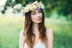 【レングス別】花冠に似合う髪型♪簡単三つ編みアレンジも