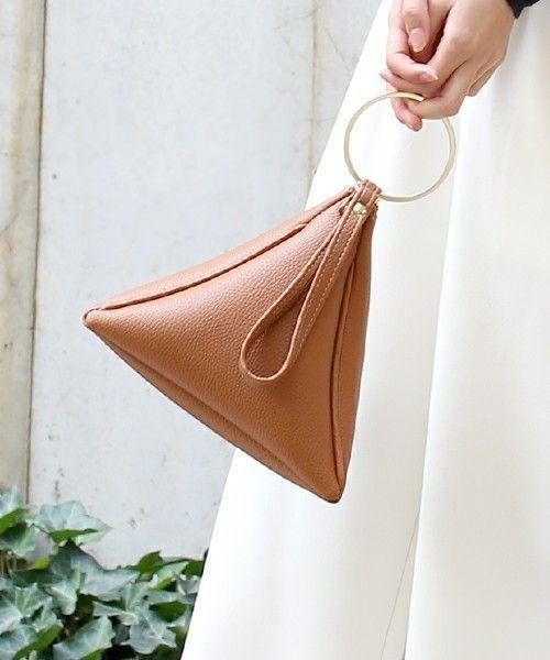 トレンド先取り【リングハンドルバッグ】で2017秋冬もかわいく♡の9枚目の画像