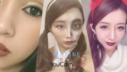 YouCam メイク×ARINESTのハロウィンメイク結果発表!
