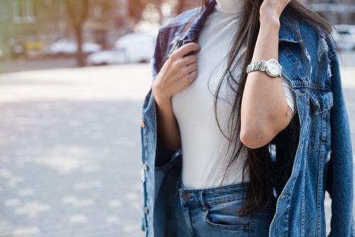 デニムでキメる♪オトナ女子の秋のおしゃれデニムコーデ特集♡の11枚目の画像