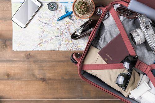 旅行におすすめトラベルポーチ紹介!鞄の中身もかわいくキレイに♡