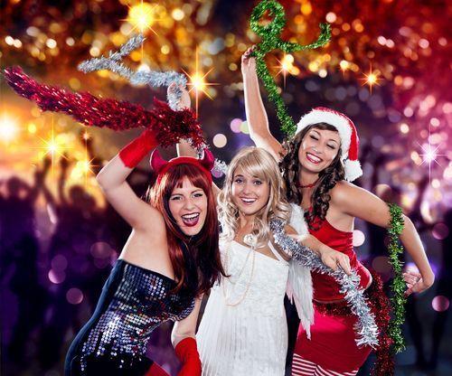 【クリスマスデコレーション】クリパ×女子会でインスタ映えしない?の1枚目の画像