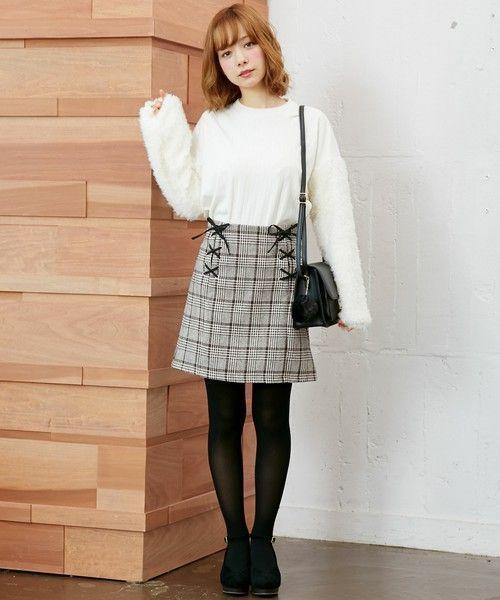 ≪今シーズントレンドNO.1≫台形スカートの着こなし技♡の13枚目の画像