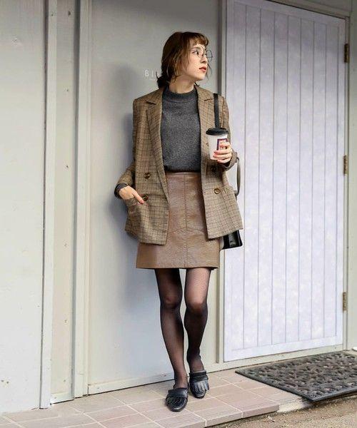 ≪今シーズントレンドNO.1≫台形スカートの着こなし技♡の11枚目の画像