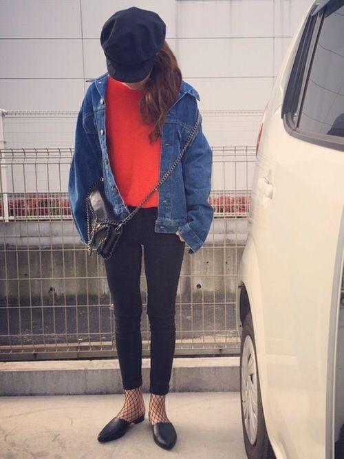 """【2019年】周りと差をつけたい!自分だけの""""網タイツ""""コーデ♡の14枚目の画像"""