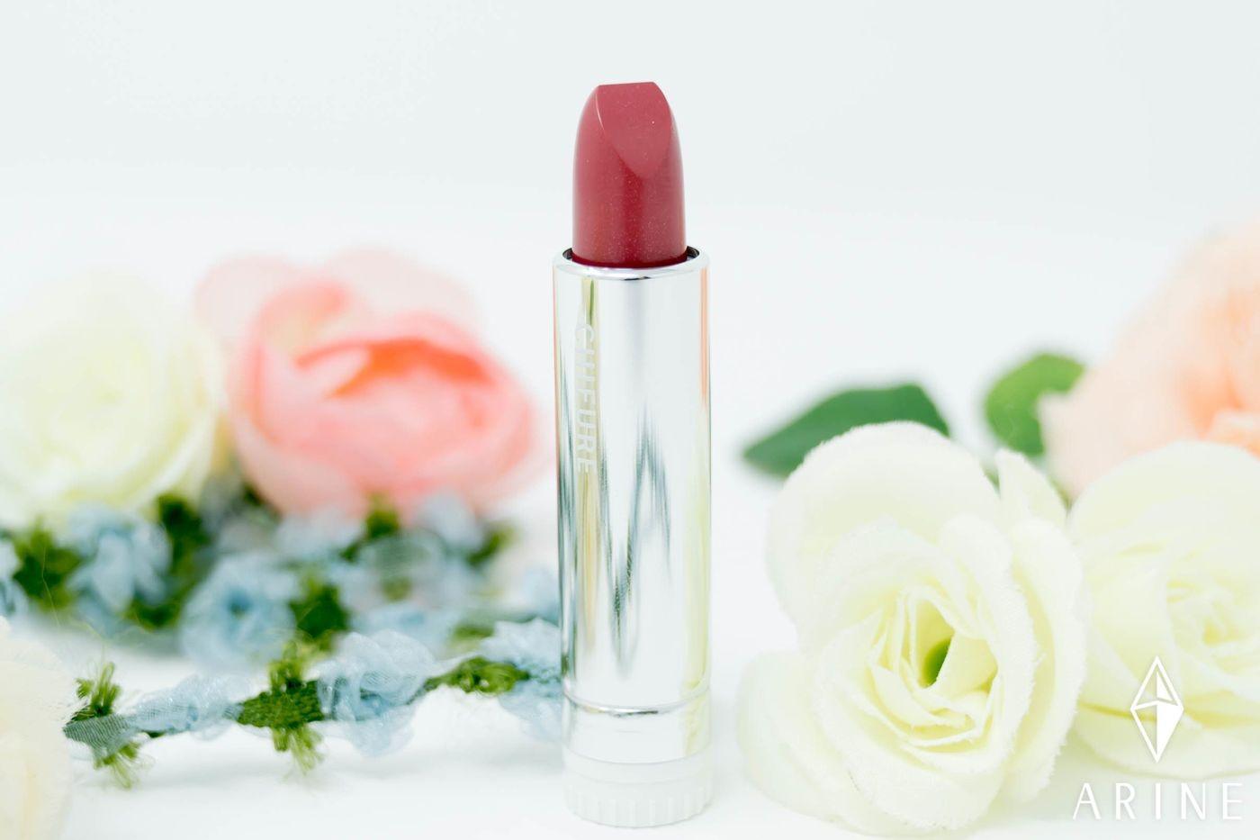 ちふれの口紅の人気色は?プチプラ・高発色でフェミニンリップに♡の1枚目の画像