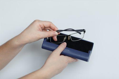 男女ともに嬉しい!プレゼントにぴったり「メガネケース」まとめ♪の5枚目の画像