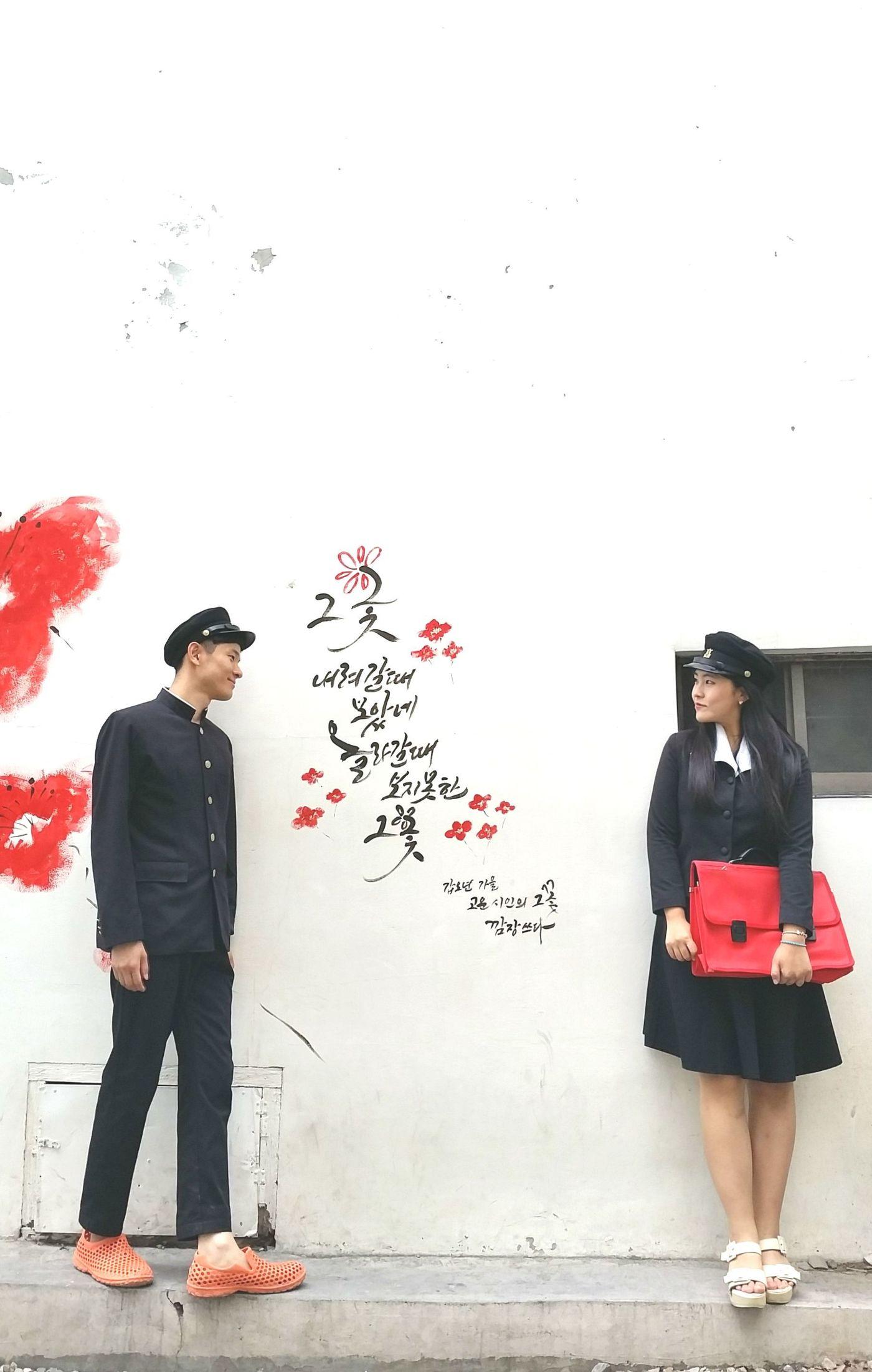 同じポーズはもう飽きた!韓国カップルに学ぶ可愛い写真の撮り方♡の6枚目の画像