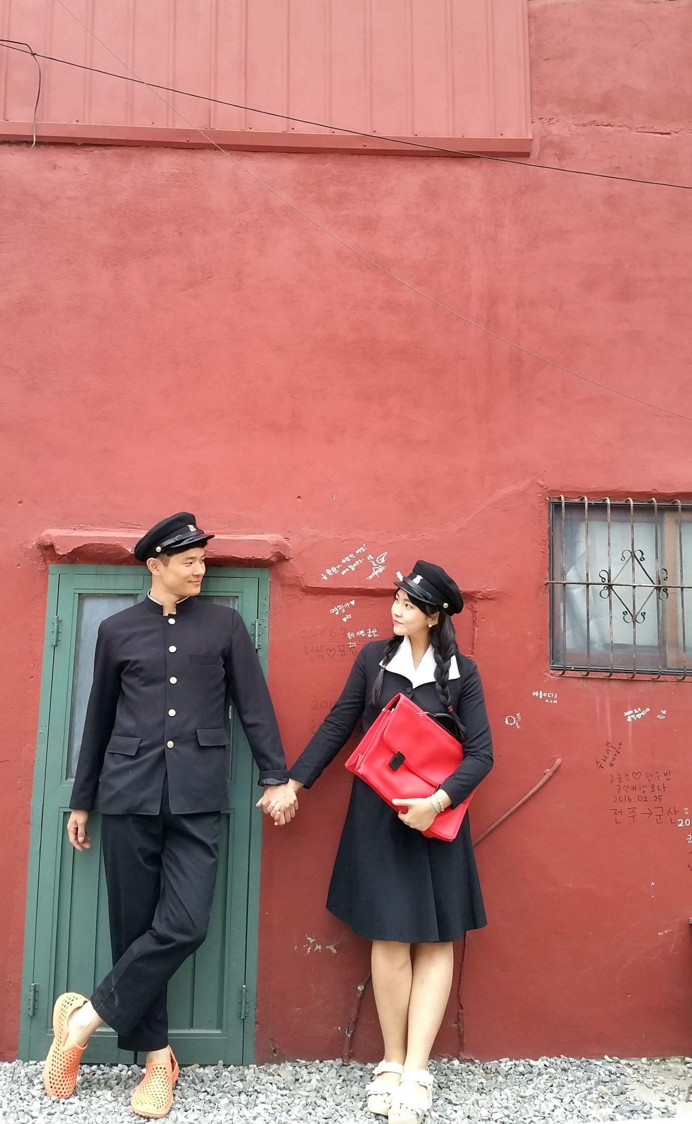 同じポーズはもう飽きた!韓国カップルに学ぶ可愛い写真の撮り方♡の7枚目の画像