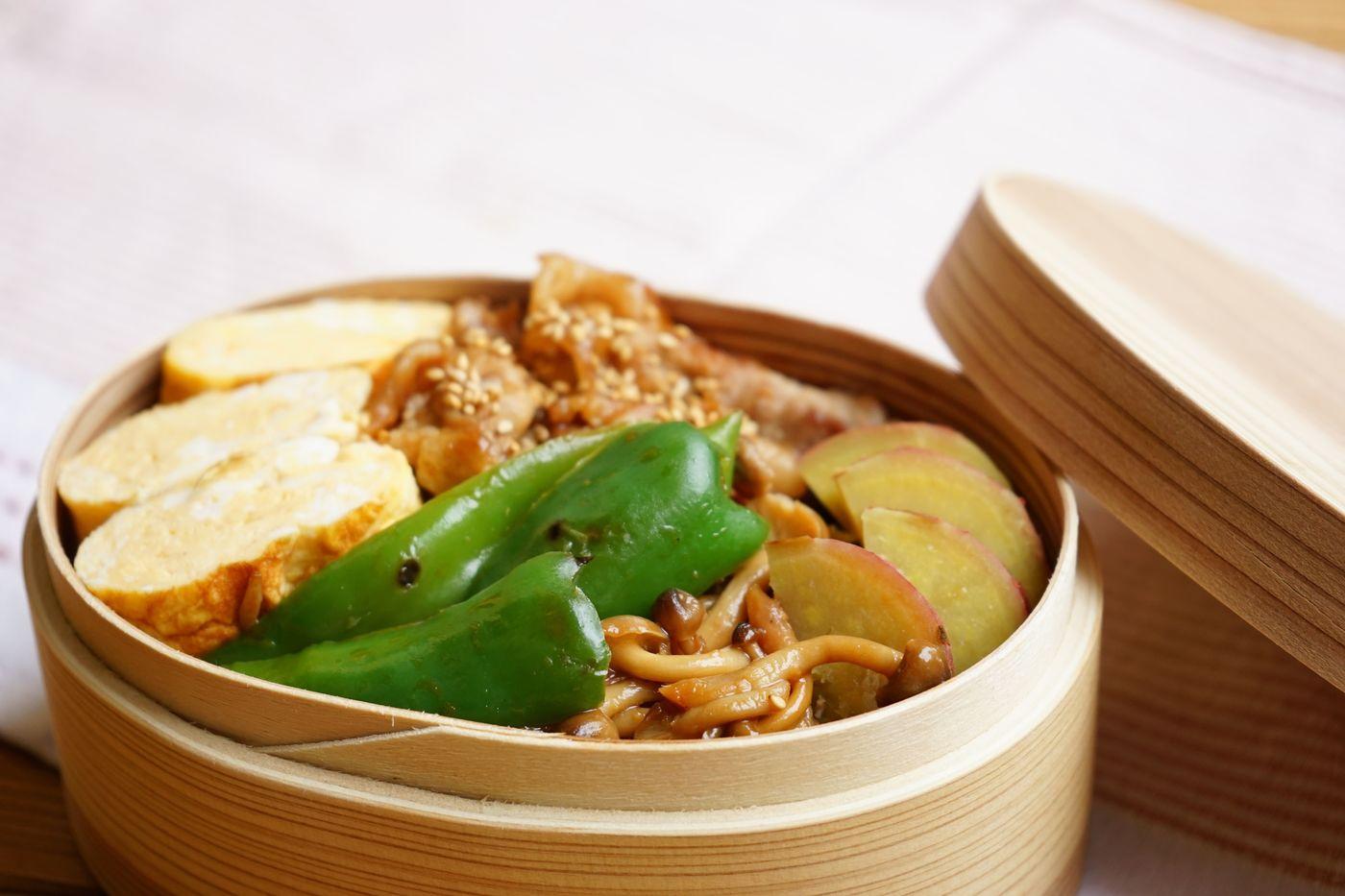 おしゃれで安い【一段型お弁当箱】でお昼休みを有意義に過ごそう♡の2枚目の画像