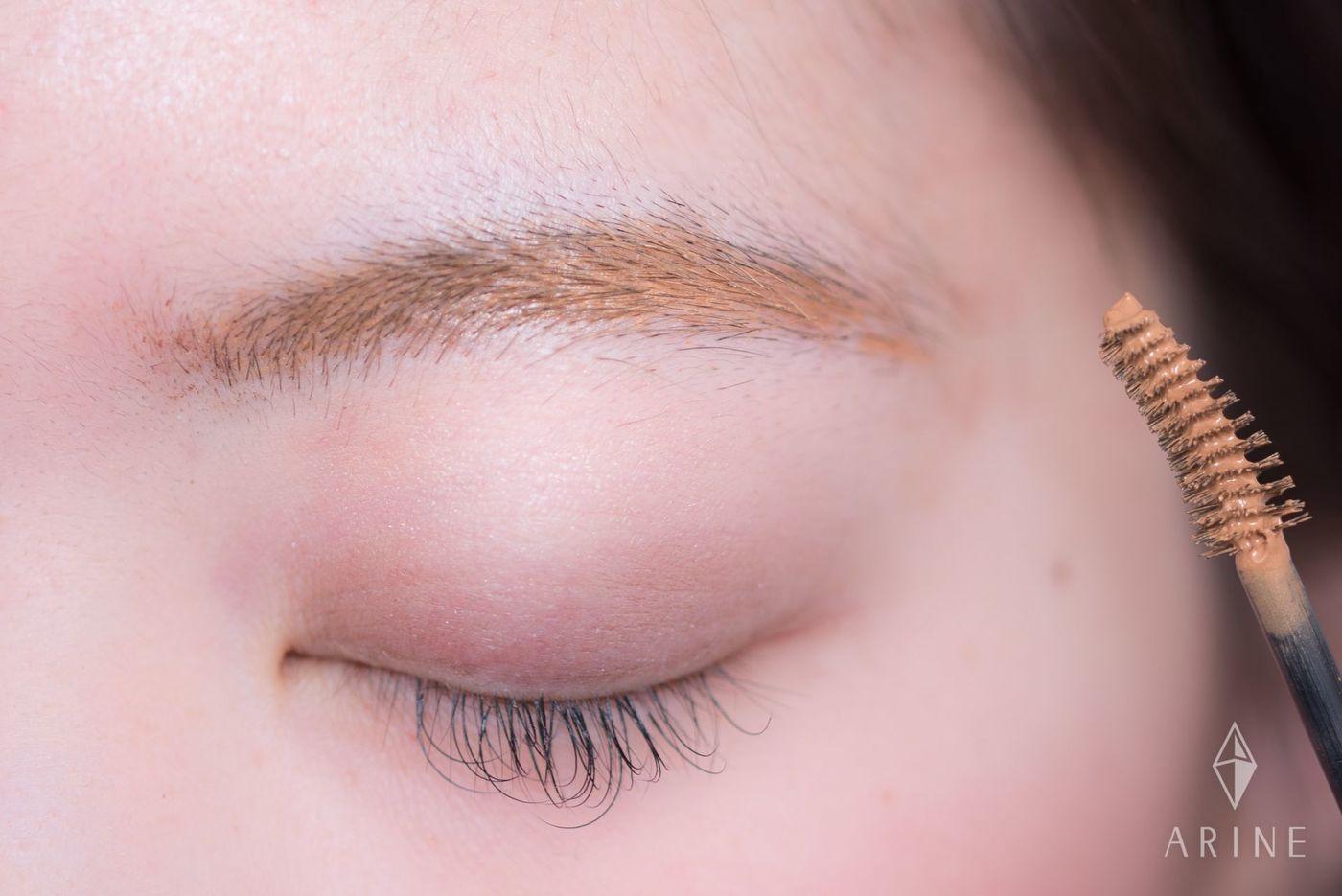 メイベリンの《眉マスカラ》で理想の眉に♡使い方もご紹介の10枚目の画像