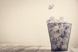 こんなゴミ箱知ってた?スリムなゴミ箱でスペースを有効活用!