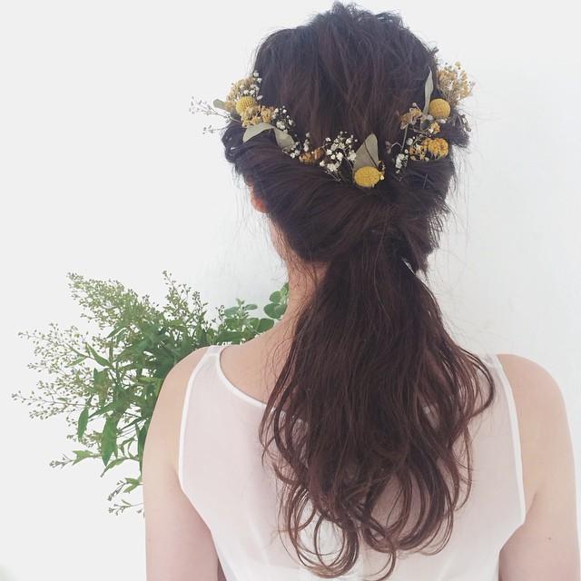 結婚式にもおすすめ【ヘアアレンジ】♡周りと差がつくおしゃれヘア!