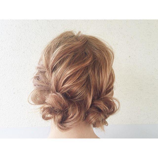人生一度の【成人式】ボブの子必見♡かわいい髪型で視線を独り占め♡の2枚目の画像