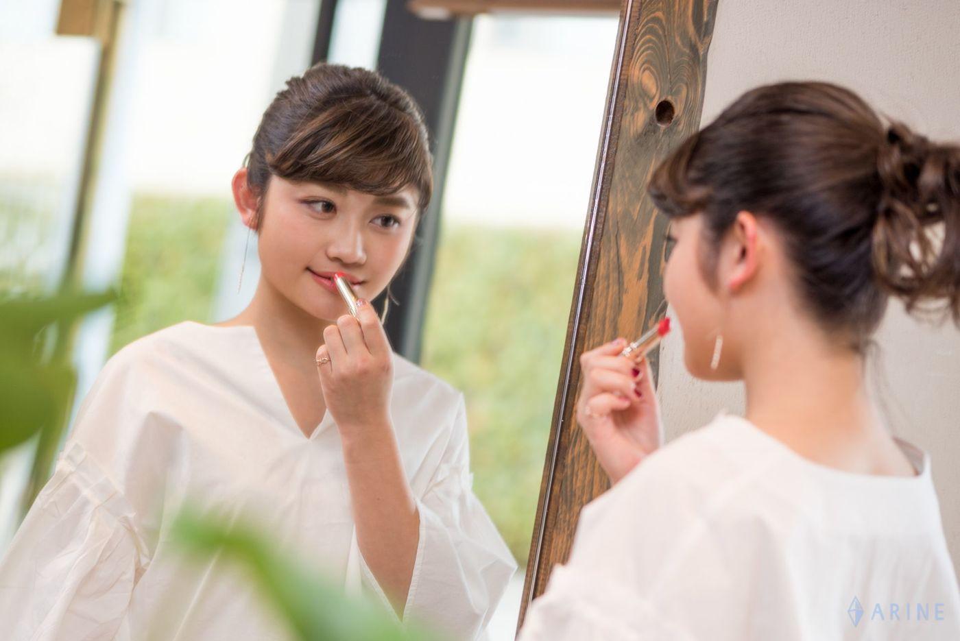 人気美容室が提案!雰囲気が一瞬で変わる♡イメチェン春ヘアアレンジの5枚目の画像