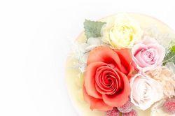 もらって嬉しい枯れないお花♡【プリザーブドフラワー】の作り方
