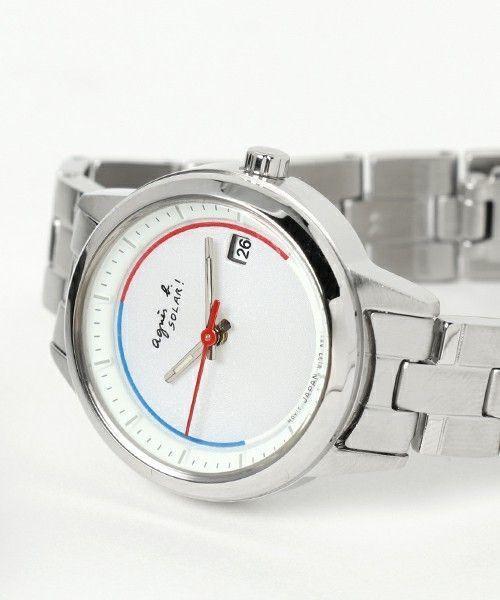 さらっとオシャレにつけたい♡【アニエスベーのソーラー時計】の9枚目の画像